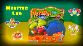 Monster Lab Goopy Play Doh Videos For Children - Play Doh Videos For Kids