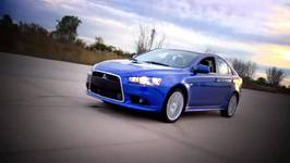 2010 Mitsubishi Lancer Sportback Ralliart Review
