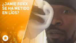 Jamie Foxx involucrado en una pelea?