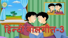 Hindi Kids Rhymes Collection Chunnu Munnu The Do Bhai And Many More24 Mins  Compilation