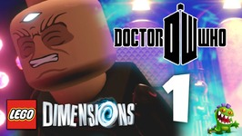 LEGO Dimensions Doctor Who Level Pack Gameplay 1
