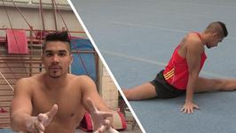 Louis Smith's Stretching Routine