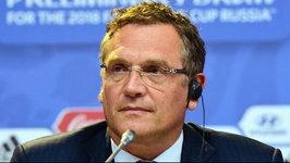 FIFA Executive Jrme Valcke Suspended Over Corruption Scandal