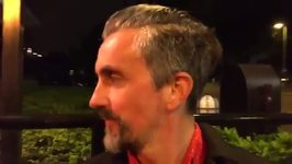 Greg Shapiro interviews comedian Markus Birdman