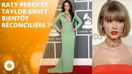Taylor Swift va-t-elle s'excuser auprs de Katy Perry
