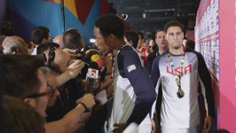 USA takes home Basketball World Cup gold