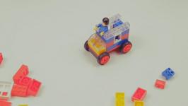 Lego Jeep Car