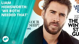 Liam Hemsworth on Miley: 'Of course it was hard'