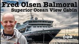 Fred Olsen Balmoral Superior Ocean View Cabin