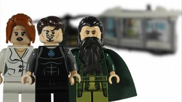 LEGO 2013 Iron Man 3 Marvel Super Heroes 76007 Iron Man- Malibu Mansion  Attack Review