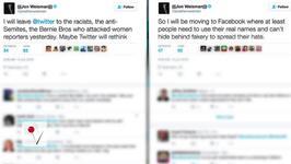 New York Times Editor Blasts Twitter Over Anti-Semitic Tweets