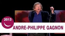 Andre-Philippe Gagnon au Festival du Rire de Lige 2013