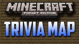 Minecraft Pocket Edition Trivia Map