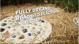 How To Make Decorative Stepping Stones