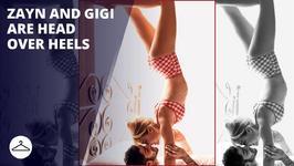 Gigi Hadid and Zayn Malik get loved up for Vogue US