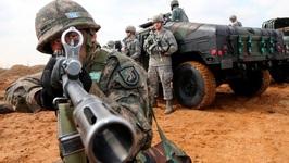 North Korea Threatens US Over South Korea Military Drills