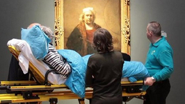 Dying Woman's Wish To See Rembrandt Exhibition Granted