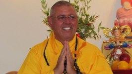 Buddhist Monk Mistaken for Muslim & Attacked