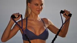 10 Min Beginner Bikini Body Resistance Band Workout