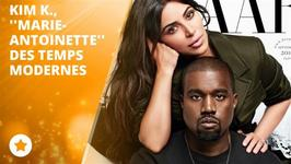 Quand Kanye West compare Kim K. ... Marie-Antoinette