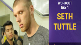 Lakers Pre-Draft Workouts - Seth Tuttle