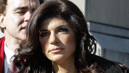 Real Housewives Teresa Giudice Gets 15 Month Jail Sentence, Husband Joe to Serve 41 Months