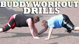 No Weight Workout - Competitive Partner Workout Drills