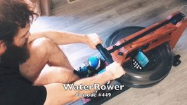 WaterRower-Rowing Machine Review
