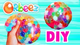 Squishy Stretchy Ball : DIY Orbeez Stress Ball - Super Squishy Stretch Ball Video by ToyBoxMagic fawesome.tv
