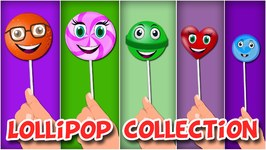 Lollipop Finger Family Collection  Finger Family Songs  Top 25 Finger Family Collection