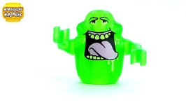 Early Look at 2016 LEGO Slimer Ghostbusters Minifigure