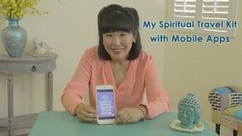 My Spiritual Travel Kit With Mobile Apps