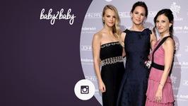 Jennifer Garner leads a flock of Hollywood beauties at fundraiser