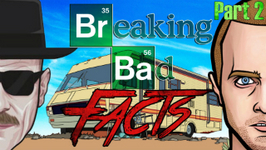Ultimate Breaking Bad Facts (2/3) -Season 3 And 4 Trivia Video- 100 Facts About Breaking Bad