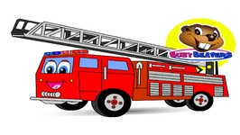 Counting Fire Trucks - Toy Fire Trucks Teach Kids Counting