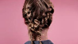 Hair With Hollie - Givenchy Knotted Plaits
