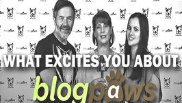 Pet World Insider Presents - What Excites You Most About BlogPaws