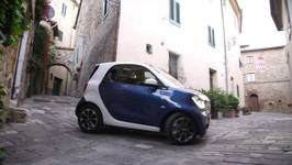 The new smart fortwo and smart forfour - Trailer