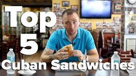 Top 5 Cuban Sandwiches in Miami