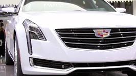 2016 Cadillac CT6 In-Depth Look