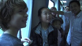 Learn Chinese And Teach English On The Train