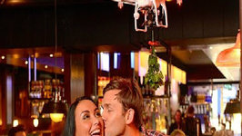 TGI Fridays Mistletoe Drone Attacks Photographer