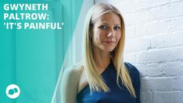 Gwyneth Paltrow: 'I've been stung by bees'