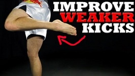 How To Improve Kicks With the Left (Or Weaker) Leg