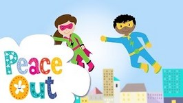 Peace Out Guided Relaxation for Kids- 11. Superhero Flying