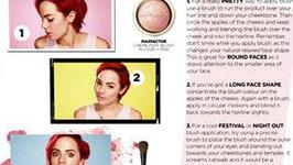 Makeup Mileage - 3 Ways To Apply Blush