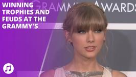 Grammy round up: Taylor goes head to head with Kanye