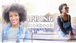 SPRING LOOKBOOK - TENUES de PRINTEMPS ?