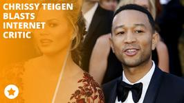Chrissy Teigen Go !and be happy, please