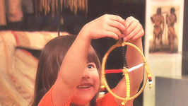 This is Emily Yeung Making A Medicine Wheel